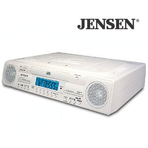 under kitchen cabinet cd player jensen 174 under cabinet am fm stereo cd player