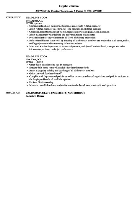 chef resume sample by david stearns writing resume sample