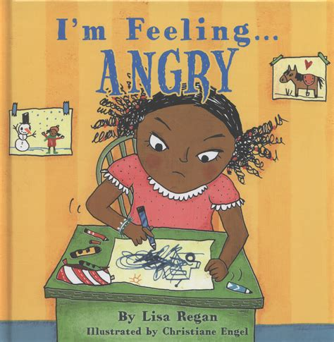 When Im Feeling Series When Im Feeling Angry Us Str Ang I M Feeling Angry By Regan 9781408171868 Brownsbfs