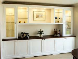 built in cabinets builtin tv cabinet with glass doors