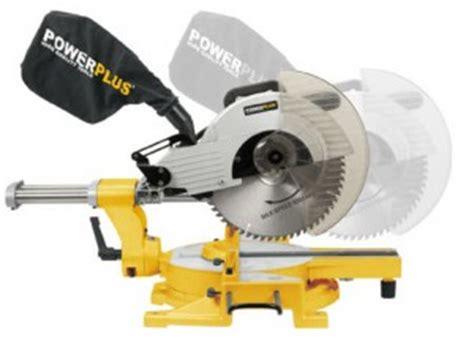 powerplus powx075 review zaagspecialist nl - Afkortzaag Hubo