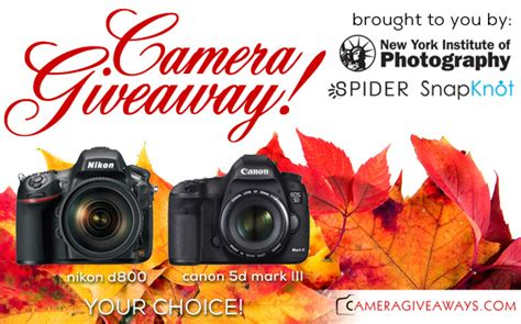Free Camera Giveaway - pickybiz serious online business ideas