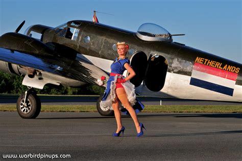 World Of Beer Intern pinup girls world war wings