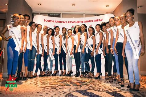 Pageant Has Tricks All Its Own by The Search For Soweto S Next Has Officially