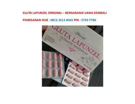 Berapa Gluta Lapunzel Asli hub 0813 3513 8565 gluta lapunzel asli harga