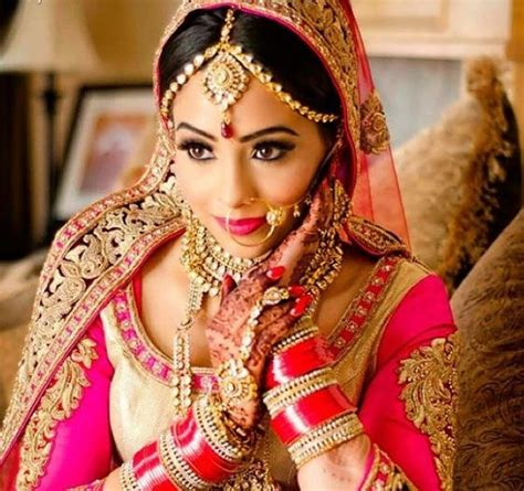 All Bridal Pics by 5 Different Looks Of Indian Brides