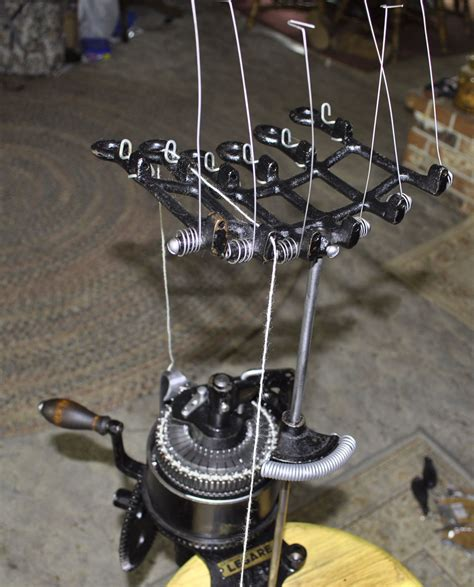restored sock knitting machines sock knitting machines for sale legare 47 powder coated
