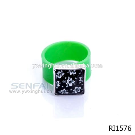 custom rubber wedding sts custom silicone rings