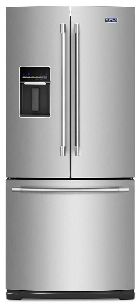 maytag kitchen appliances maytag fingerprint resistant stainless steel french door