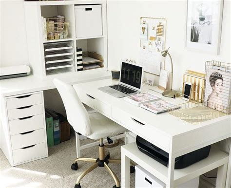 White Office Chair Cheap Design Ideas Home Decorating Ideas Vintage Ikea Desk Corner Corner Office White Office White Chair