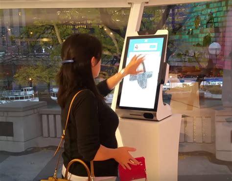 digital shop digital signage retail innovation