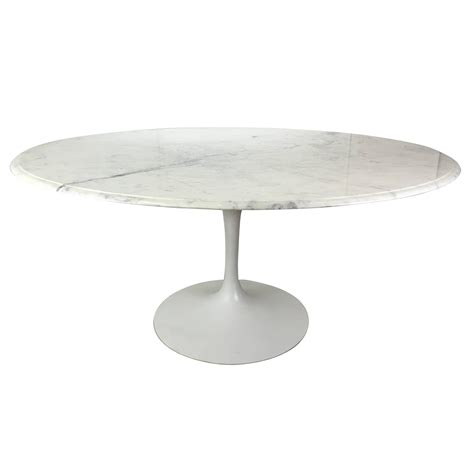 marble dining table italian marble top tulip dining table at 1stdibs