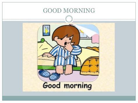 imagenes de personas diciendo good morning los saludos en ingles