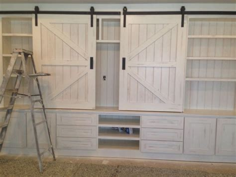 Barn Door Hardware For Cabinets The Barn Door Hardware Idea Tv Cabinet Diy Projects To Try Barn Door