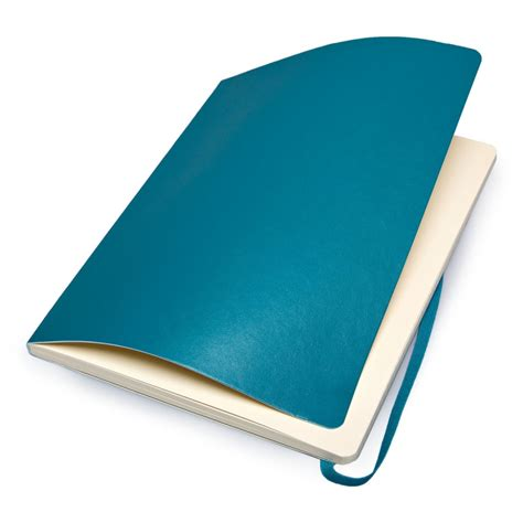 Blue Notebook Large mojolondon moleskine soft cover ruled underwater blue notebook x large