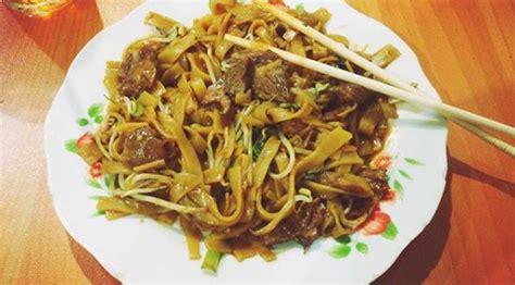 makanan khas kota pontianak kalimantan barat  wajib