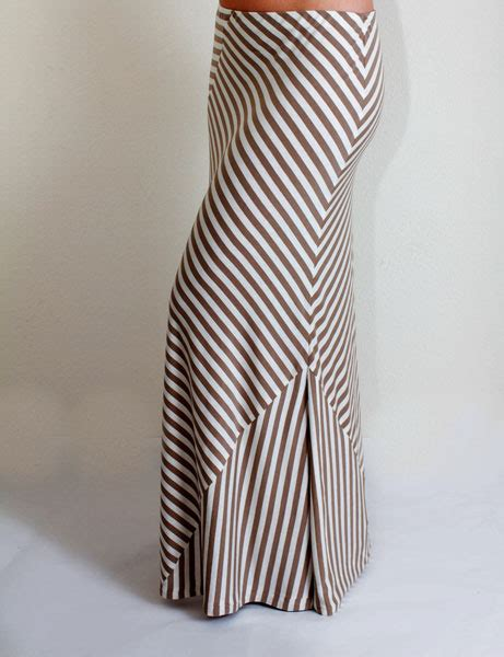 pattern for jersey maxi skirt striped jersey maxi skirt sewing pattern gina renee designs