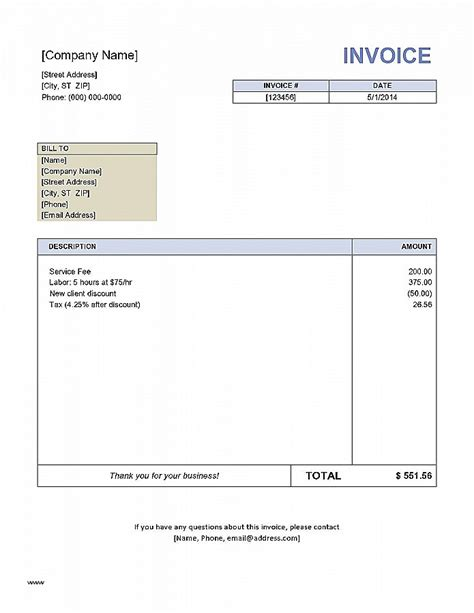 landscape layout word mac word document invoice template inspirational template