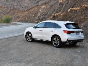 the motoring world usa the acura mdx starts builing at