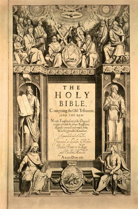 the king 1611 version of the holy bible books chapters verses punctuation spelling and italics in