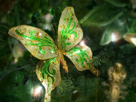 butterfly tree decorations decorating an themed tree amazing