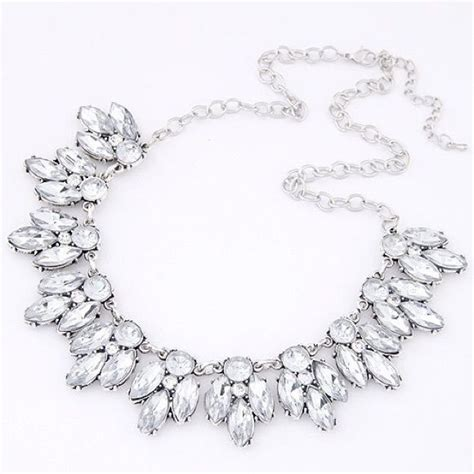 25 best ideas about silver statement necklaces on statement jewelry work fashion