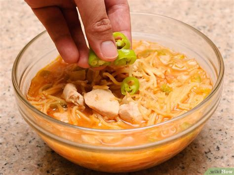 Panci Untuk Mie Ayam 4 cara untuk membuat mie ayam wikihow