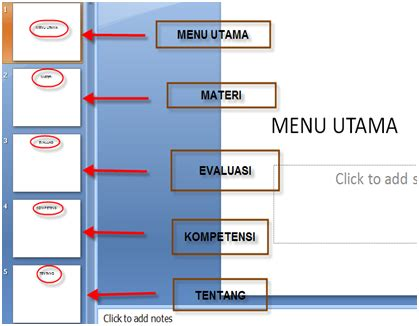 membuat hyperlink di powerpoint 2007 membuat tombol menu hyperlink di power point 2007 ridwan