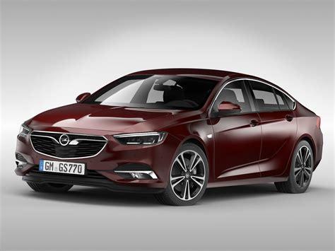 Opel Car Models by 3d Car Opel Turbosquid 1150129