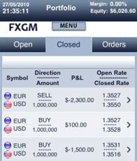mobile forex trading mobile forex trading trade currencies on mobile iphone
