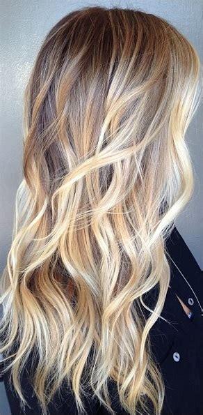 bronde hair colour bronde highlights mane interest