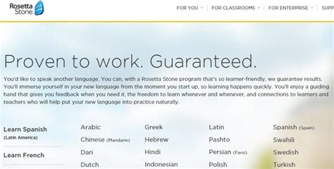 rosetta stone alternative 4 free cheaper rosetta stone alternatives