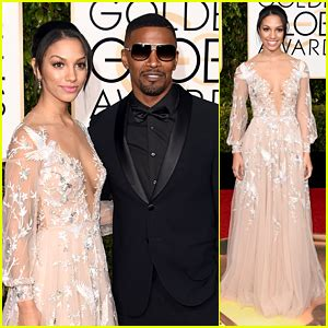 Do You Miss The Golden Globes Carpet by Corinne Foxx Shines As Miss Golden Globe 2016 On