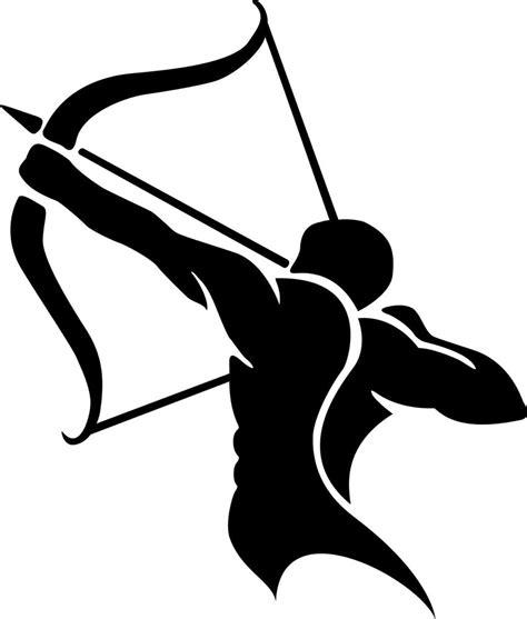 traditional style archery vinyl decal ebay