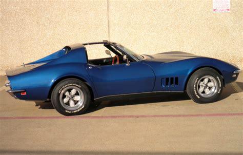 1968 chevrolet corvette stingray legendary garage finds
