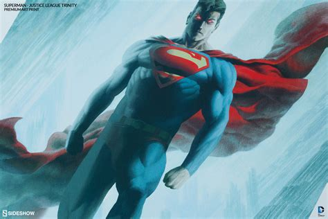 painting superman superman print poster sideshow collectibles