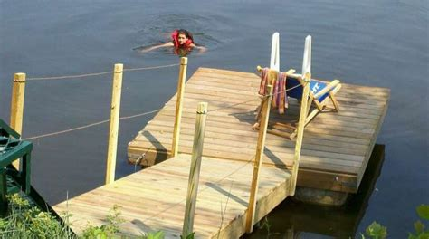 how to make a boat level out 17 best images about floating docks on pinterest