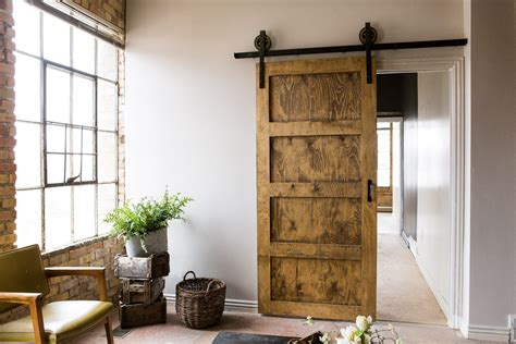Barn Door Closet Sliding Doors by Black 6 8 Ft Rustic Sliding Barn Door Closet Hardware Set