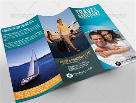tri fold travel brochure by pmvch graphicriver