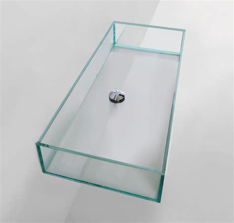 costo lavandino bagno lavabo vetro 120x35 5 cm glass
