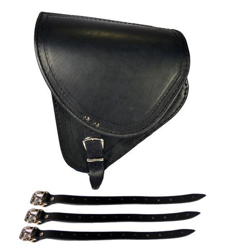 harley davidson swing arm saddle bag harley davidson softail black leather swingarm saddle bag