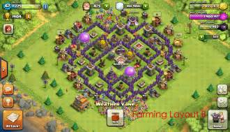 Clash of clans the mantis a th7 variation of quot the tempest quot