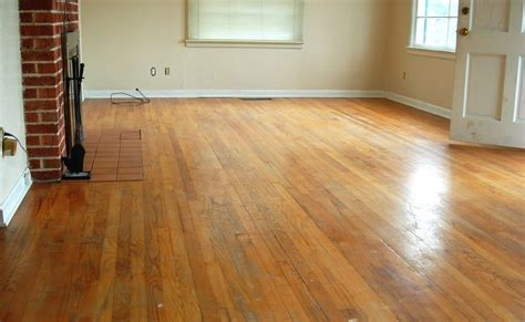 Should I refinish my own Hardwood Floors: Should I try and