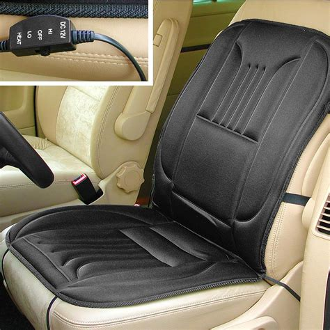 car driver seat cover heated seat cover 12v car driver s seat passenger seat