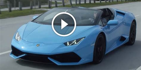 Coolest Looking Lamborghini Is Lamborghini Huracan Spyder The Best Looking Roadster On