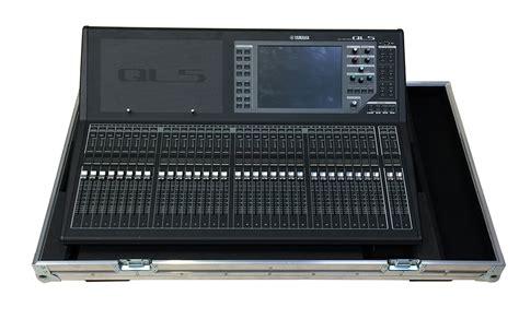 Mixer Yamaha Ql flight for yamaha ql5 digital mixer