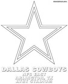 dallas cowboys coloring pages nfl logos coloring pages coloring pages to and