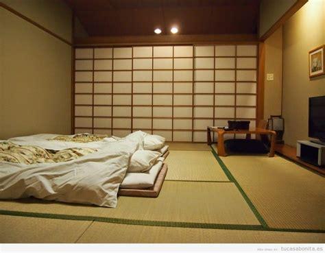 futones cama camas estilo japon 233 s con fut 243 n para el dormitorio de