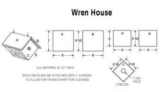 wren bird house plans build a wren bird house with free plans craftybirds