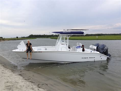 new cape horn boats 2014 cape horn 24xs new boat page 4 the hull